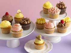 This is a basic cupcake recipe. You can change the ingredients slightly to make different-flavoured cakes, or add all sorts of icings and decorations so every cake is a mini masterpiece!