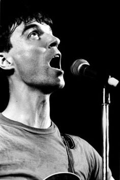 David Byrne by Chester Simpson