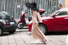 Milan Fashionweek SS2015 day 4, outside Giorgio Armani