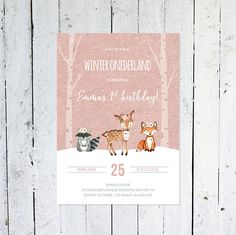 This listing is for a digital or printed birthday invitation. HOW TO PURCHASE • Select digital or printed file • Add item to cart • In the notes section, add all the correct details for your event WHAT IS INCLUDED WITH YOUR PURCHASE? • One 5x7 PDF file, or printed invitations. • 2 revision