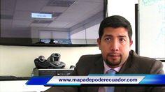 Juan Carlos Llanos de la Consultora de Comunicación Online Llorente & Cuenca nos comenta que variables se revisaron para elaborar el estudio de Poder Online Ecuador: www.mapadepoderecuador.com
