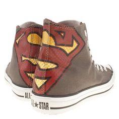 Get feet of steel #superman #converse #schuh
