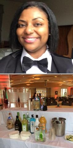 Maleka Ware Provides Reliable And Dependable Bartending Services. He Also  Offers In Home Catering And
