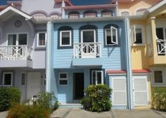 front_of_house Villas in st Lucia