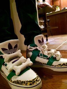 Jermey Scott Bones Adidas