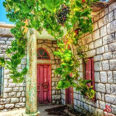 Lebanese Heritage home...love love love ;)