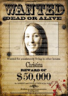 Personalized wanted poster with your photo | Wanted posters ...