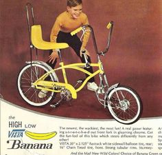It Takes Greater Than Cost In Choosing A Triathlon Bicycle - The Benefits of Bike Riding Retro Bicycle, Old Bicycle, Bicycle Art, Cool Bicycles, Cool Bikes, Tricycle, Bmx, Banana Seat Bike, Raleigh Chopper