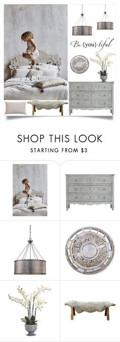 """""""Having Fun ...."""" by magicalslipper ❤ liked on Polyvore featuring interior, interiors, interior design, home, home decor, interior decorating, Anthropologie, Savoy House and Pier 1 Imports"""