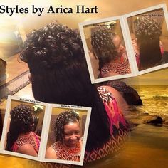 She rocking that  #hairstyle & she is about that  #hairlife _______________________________#hairsalon #haircare #hair #glamour #longhairdontcare #lovemyhair #model #beauty #specialocassion #style #salon #stylist #wrap #fashion #fabulous #magazine #hairstylist #relaxedhair #fashionshow  #blackgirlsrock #beautyblogger  #aikensc #braids #protectivestyle #schairstylist  #healthyhair  #longhair #curls