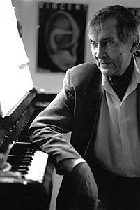 Einojuhani Rautavaara --  (the photo via Angela Jaffray  http://www.pinterest.com/pin/199495458465682476/ ) ||   Einojuhani Rautavaara (born 9 October 1928) is a Finnish composer of contemporary classical music, and is one of the most notable Finnish composers after Jean Sibelius. -  http://en.wikipedia.org/wiki/Einojuhani_Rautavaara