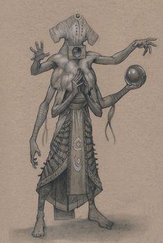 Summoner by Mavros-Thanatos.deviantart.com on @DeviantArt