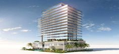 All new 18-Story Luxury Glass Condo coming to Miami