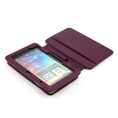 HTC Flyer Folio Wallet Leather Case Exclusive
