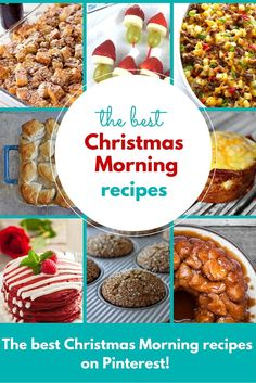 The Best Christmas Morning Recipes on Pinterest from Princess Pinky Girl