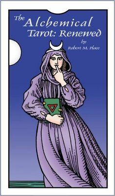 The Alchemical Tarot  Renewed  Robert Michael Place, Leisa ReFalo, Robert  Place 52071ad83e35