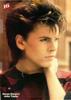 john taylor -I had this one in my room...