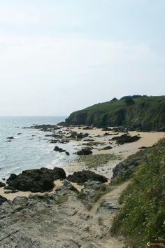 Belle-Île: la plage des Galères