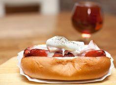 Senate Restaurant serves some of the best hot dogs in America.