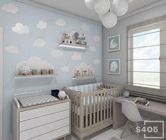 Consejos y trucos um ein Babyzimmer einzurichten - Kinderzimmer Tipps, Ideen und Inspiration - Artículos para Bebé
