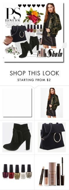 """""""shein 6"""" by aida-1999 ❤ liked on Polyvore featuring Laura Mercier"""