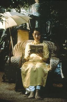 Scent of Green Papaya - Great foreign film!  I have to start watching them again,
