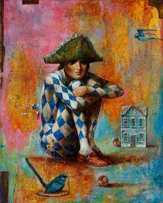 .jpg - Painting ©2013 by sergey Lukyanov -  Painting