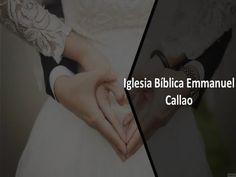 Invitación a la conferencia para matrimonios el 9 y 10 de Febrero en el templo de la Iglesia Bíblica Emmanuel, callao