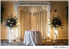 Onsite Ceremony | Springfield Country Club Wedding | Nicole + Brinder | Photographed by KSD Weddings