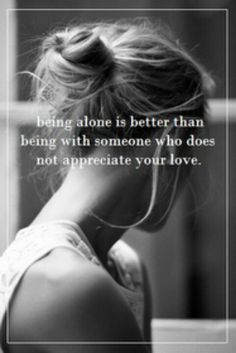 Unappreciated love makes you feel all alone until its convenient to the other person Words Quotes, Wise Words, Me Quotes, Sayings, Crush Quotes, Famous Quotes, Happy Quotes, Great Quotes, Quotes To Live By