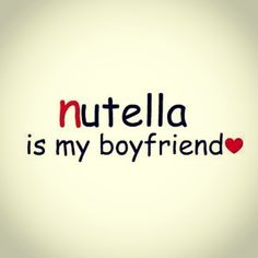#I#Love#Nutella Nutella Funny, Just Girly Things, Me Quotes, Qoutes, Funny Wallpapers, Funny Cute, Slogan, Positive Quotes, Iphone Wallpaper