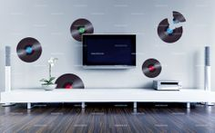 #Stickers disques #vinyl