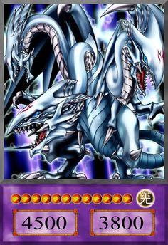 blue eyes ultimate dragon | Blue-Eyes Ultimate Dragon (2) by ALANMAC95