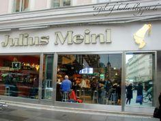 Angel of Berlin: [explores...] Vienna - My Way I - Meinl