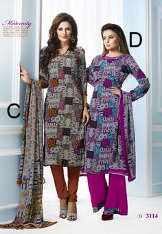 #Vaishali Print #Crepe Indian #SalwarKameez Suit 3114 CD