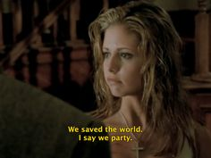 Reasons Buffy Made Your Adolescence Seem Just Plain Uneventful