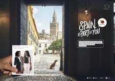 """Branding de Destinos. La importancia de crear una marca turística o marca destino """"Spain is part of you"""""""
