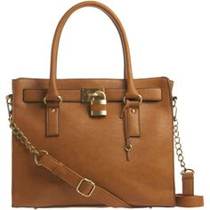 Melie Bianco Full Course Load Bag ($85) ❤ liked on Polyvore