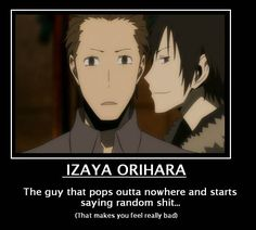 izaya and shizuo relationship memes