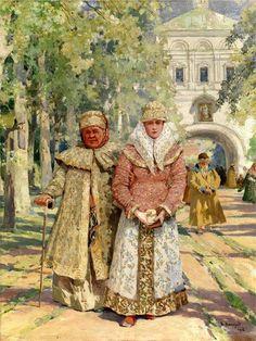Навозов Василий Иванович (1862-1919). За пределами монастыря 1916