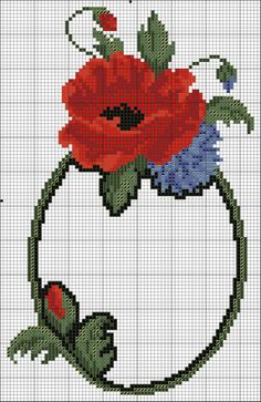 Gallery.ru / Фото #18 - *** - irina41region Cross Stitch Heart, Cross Stitch Borders, Cross Stitch Samplers, Cross Stitch Flowers, Counted Cross Stitch Patterns, Cross Stitching, Cross Stitch Embroidery, Pinterest Cross Stitch, Crochet Cross