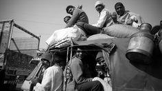 India, Agra by Michał Szczepaniak , via 500px