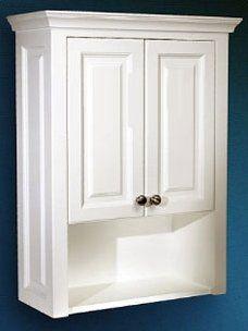 Charlton Home Simpkins W x H Wall Mounted Cabinet Finish: Dark Cherry Cabinet Above Toilet, Bathroom Cabinets Over Toilet, Teak Bathroom, Bathroom Vanity Storage, Modern Master Bathroom, Bathroom Cabinetry, Master Shower, Bathroom Stuff, Cabinet Shelving
