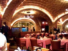 The Oyster Bar at Grand Central Station.  Photography by David E. Nelson (2006)