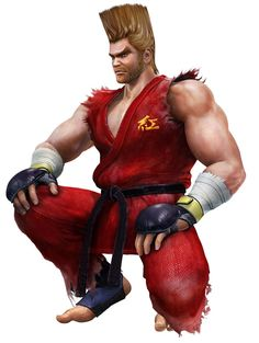 Paul Phoenix - Tekken 6: Bloodline Rebellion