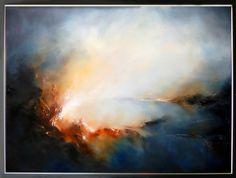 "Saatchi Online Artist: Simon Kenny; Oil, 2012, Painting ""Salvation"""