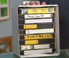 Archive your VHS tapes to your computer