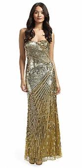 Gisele Gold Sequin Long Dress http://www.weddingheart.co.uk/ariella---bridesmaids-dresses.html