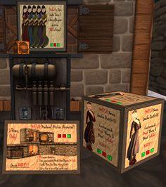 MeshedUp http://maps.secondlife.com/secondlife/Sorento/130/88/22