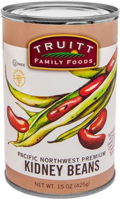 Is it considered bragging to say that our Kidney Beans are the best beans? | Truitt Family Foods